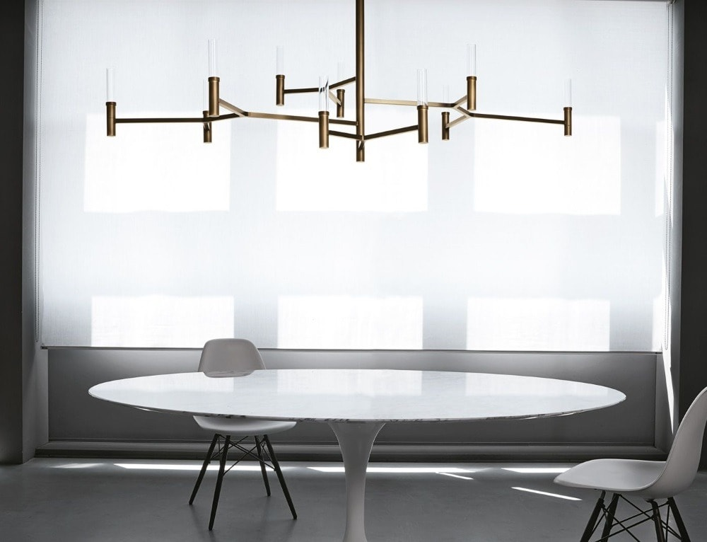 Roots Chandelier Suspension Lamp By VeniceM – Gineico Lighting