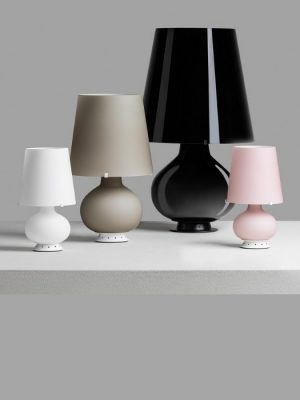 fontana table lamp_white_black_light grey_purple amethyst_gineico lighting