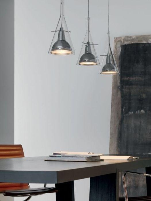Flute Pendant - Gineico Lighting