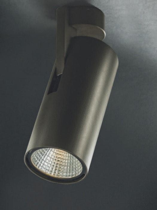 semplice surface mount spotlight - luciferos - gineico lighting