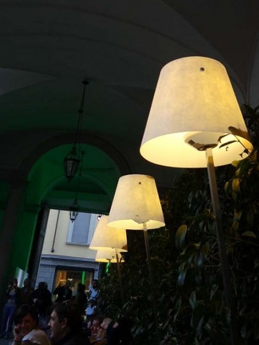 Miami Floor Outdoor Gineico Lighting