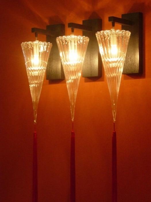 Gineico Lighting - timur wall