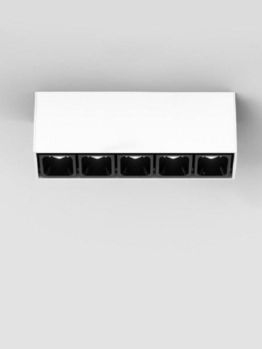 Gineico Lighting_Luciferos_2020_Leva Surface 5_White Black