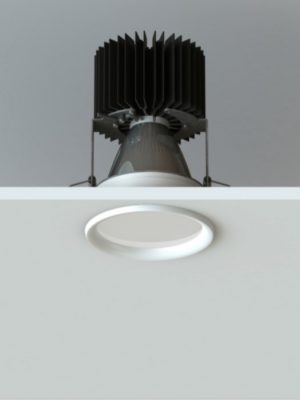 downlight opal lense