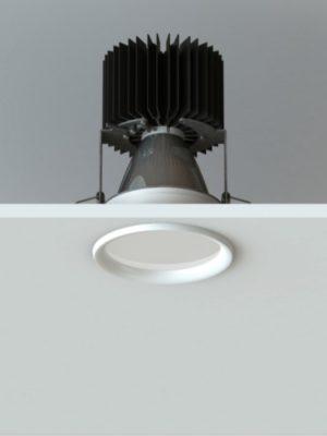 downlight opal lense