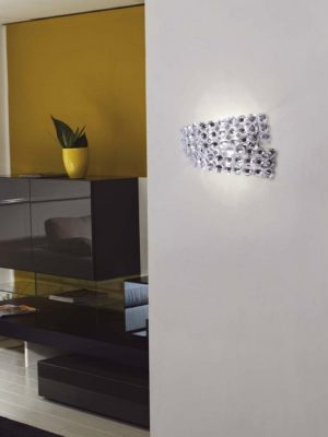 crystal swarovski wall light_marchetti_gineico lighting