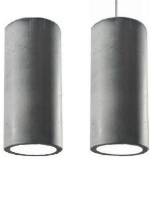 iCemnti 2BO2 concrete pendant_ceiling_Luciferos_Gineico Lighting