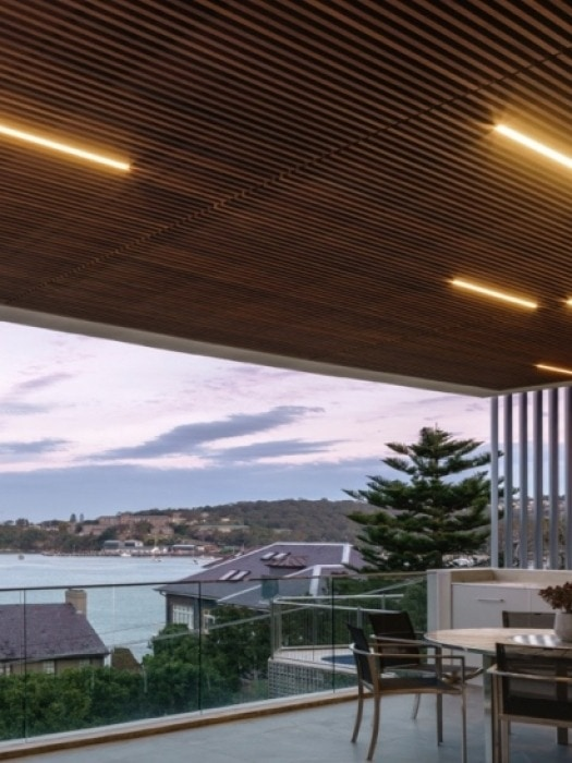 Gineico Lighting - Luciferos Lighting Burran Ave Mosman