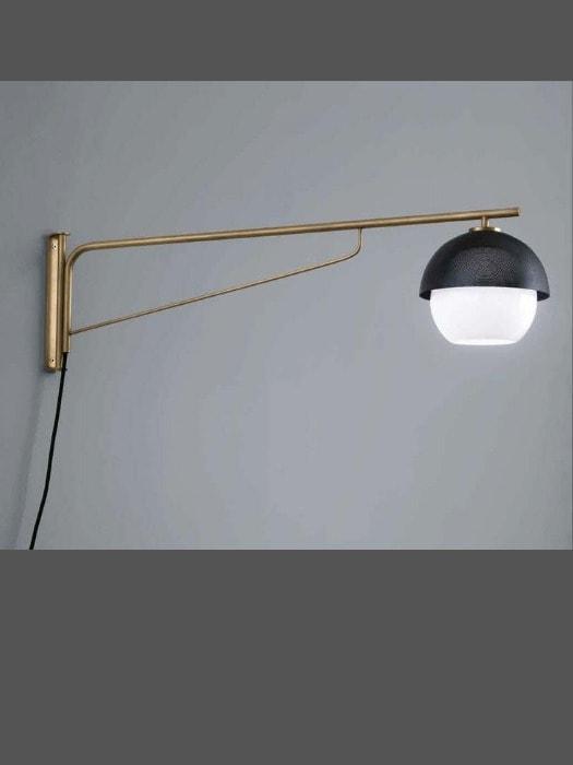 wall turning lamp URBAN_VeniceM_Gineico Lighting