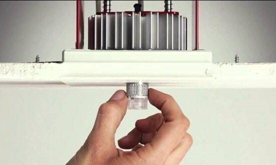 Buzzi & Buzzi Genius lighting solution - Gineico Lighting