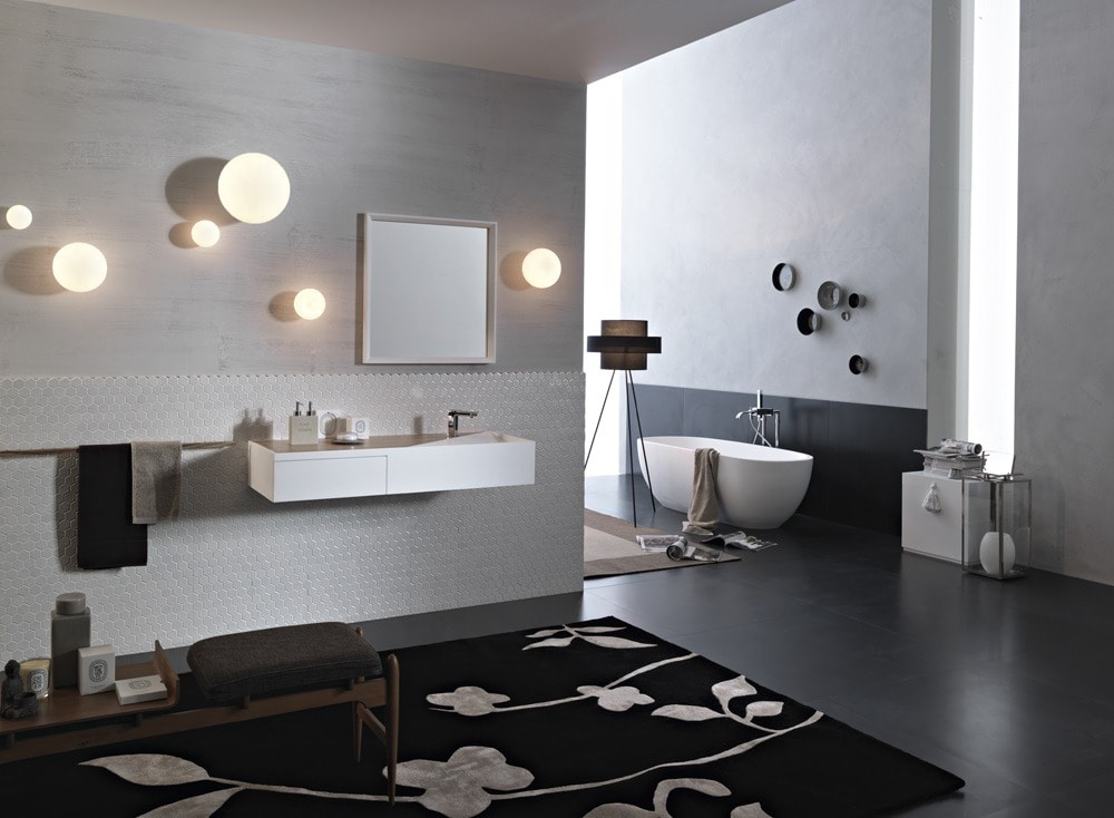 Fabbian Lumi Sfera bathroom lighting
