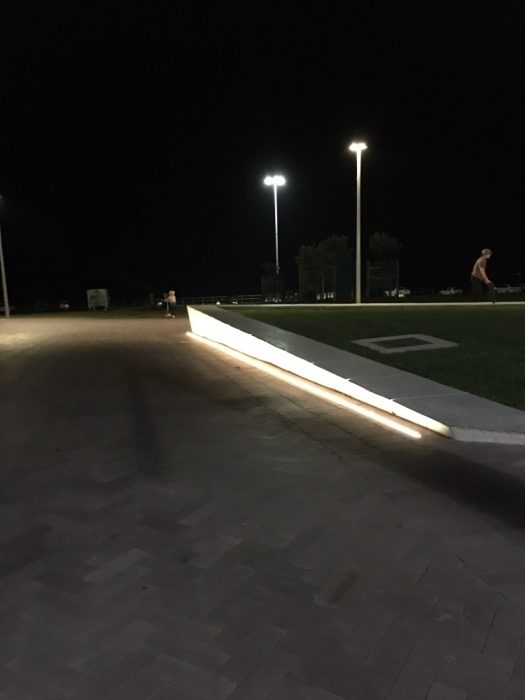 Luciferos Microfile Trimless Recessed IP65 outdoor lighting - Gineico Lighting