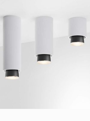 Ceiling fixed downlights by Fabbian from Gineico Lighting