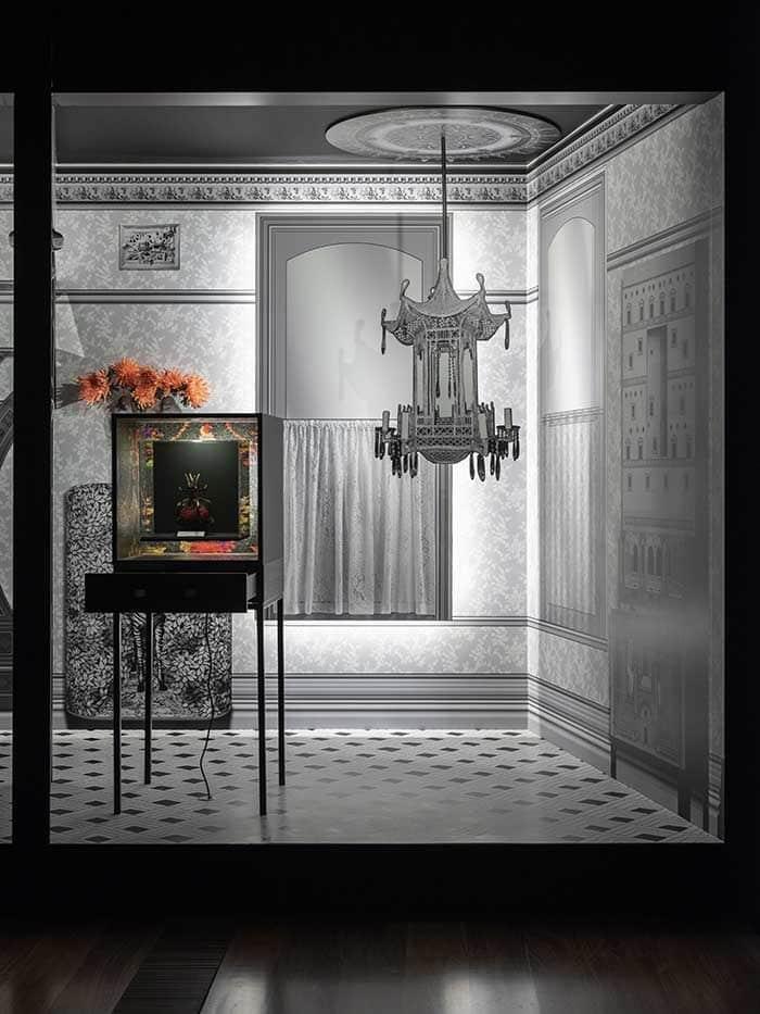 Gineico Lighting Rigg Design Prize_dinning room