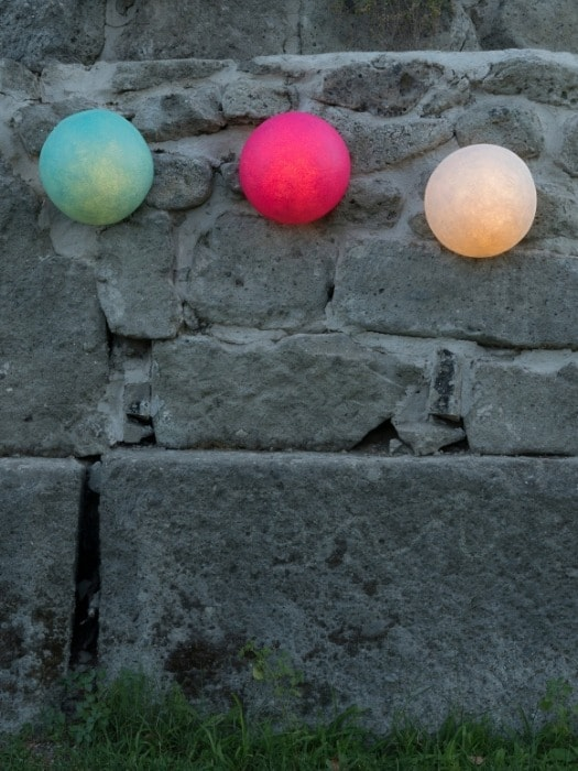 Button wall light_INES_Gineico Lighting