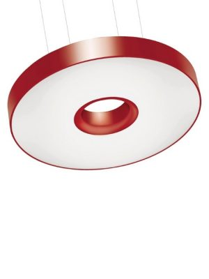 Tuttotondo pendant light_donut shaped_Gineico Lighting