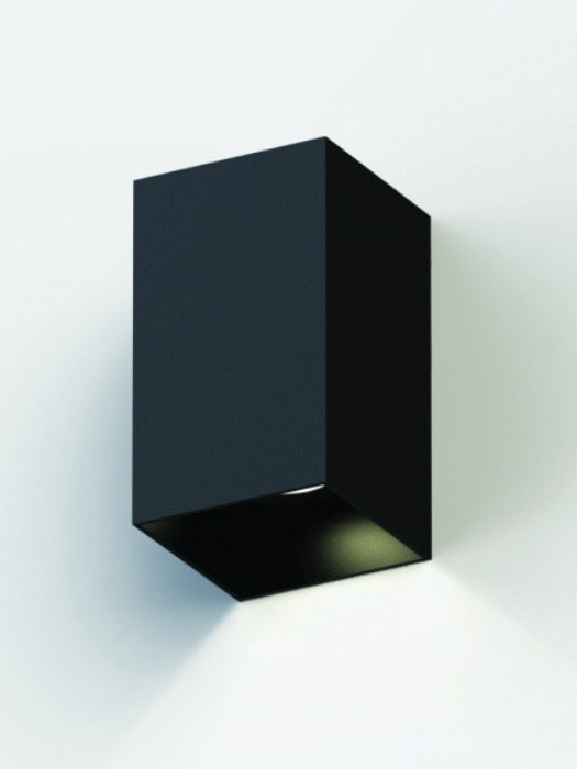 ipipedi q_single emission wall light square_luciferos_gineico lighting