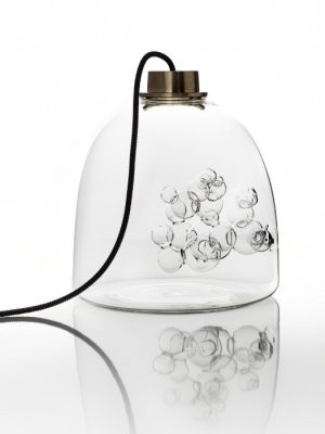 Soap Dome_table lamp_Melogranoblu_gineico lighting