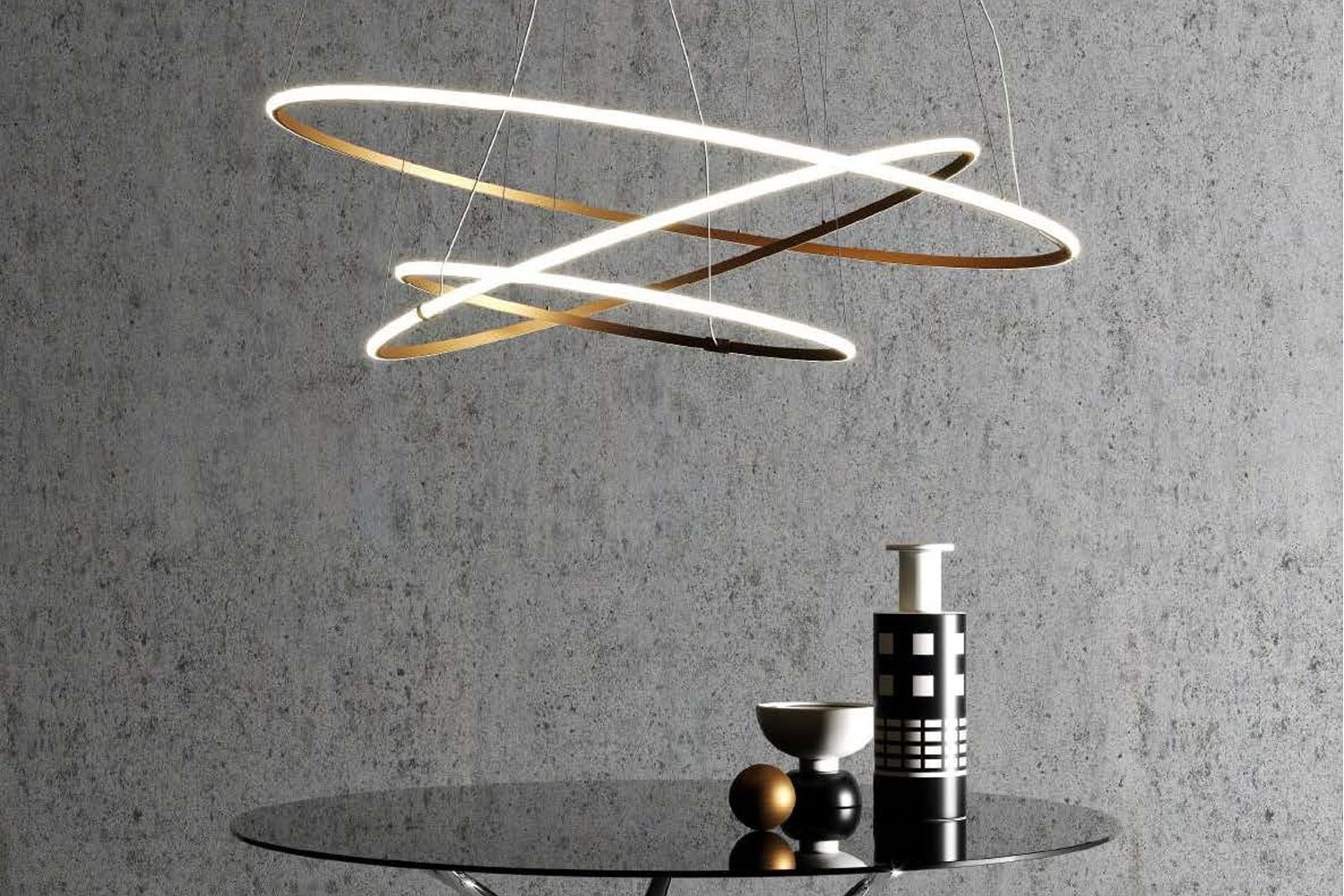 Gineico Lighting-Olympic Pendant light