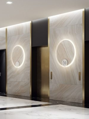 round wall light_olympic wall_fabbian_gineico lighting