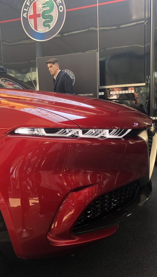 Gineico Lighting Alfa Romeo Euroluce