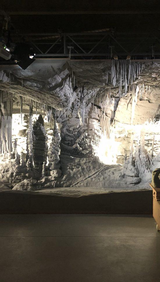 Gineico Lighting Grotto and Grotesque Process Euroluce 2019