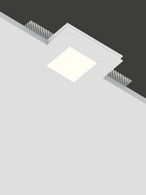 Slice_square recessed downlight_buzzi_gineico lighting