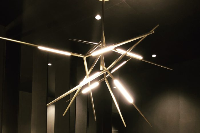 Gineico Lighting Venicem Chandelier Euroluce