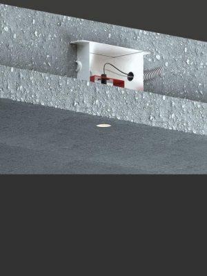 genius concrete_buzzi_gineico lighting