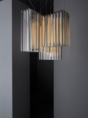 Grace_Crystal Chandelier_venicem_gineico lighting