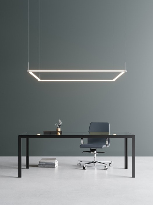 Gineico Lighting - Fabbian - Pivot Pendant x 4