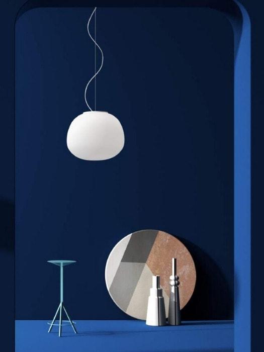 lumi mochi_pendant_fabbian_gineico lighting