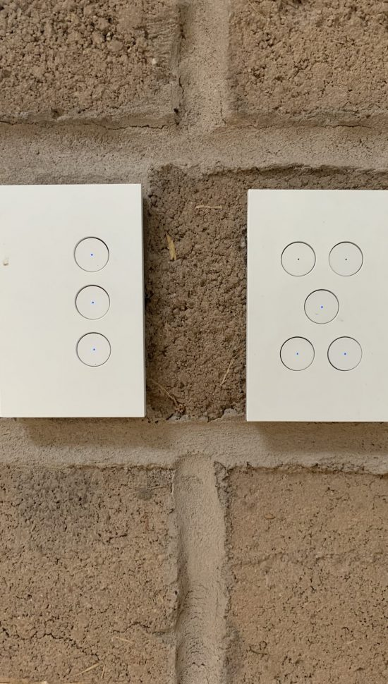 Dimmer switch Gineico Lighting