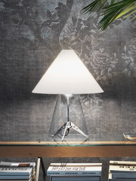 metafora table lamp - trans