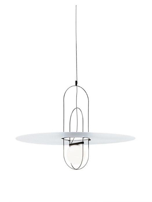 Gineico Lighting - Fontana Arte - Setareh Metal Large