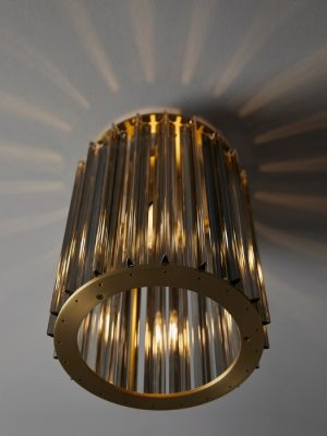 Gineico Lighting - VeniceM - Crown Ceiling