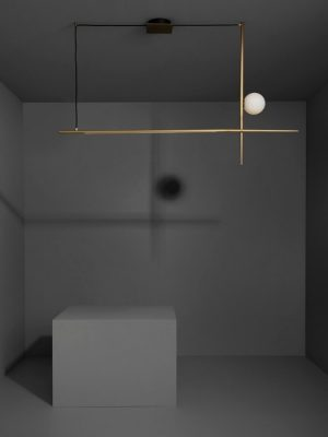Gineico Lighting - VeniceM - Spear Ceiling