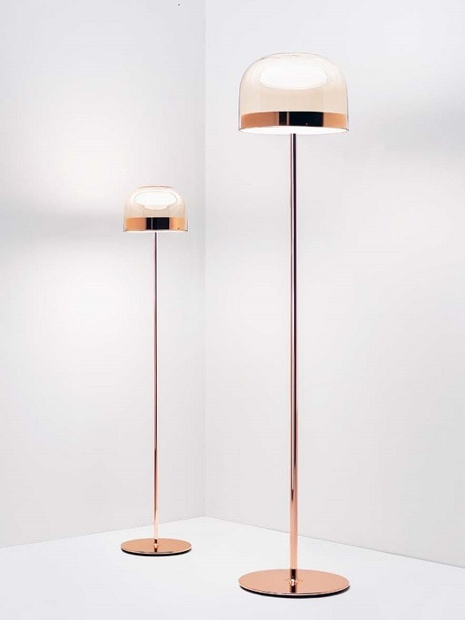 Gineico Lighting_Fontana Arte_Equatore Floor_Copper2