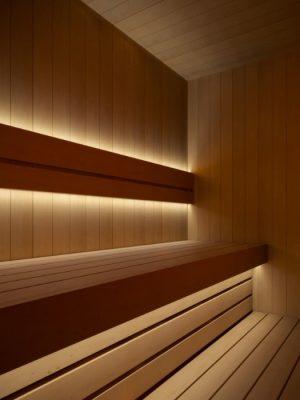 Gineico Lighting - Sauna LED Strip 1
