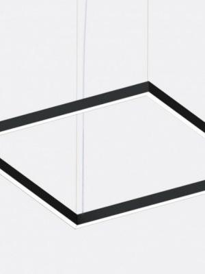 Gineico Lighting - Microfile H Square Pendant