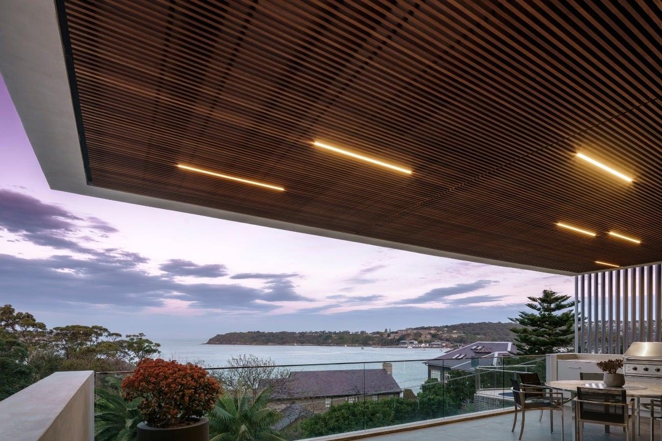 Gineico Lighting - Corben Architects