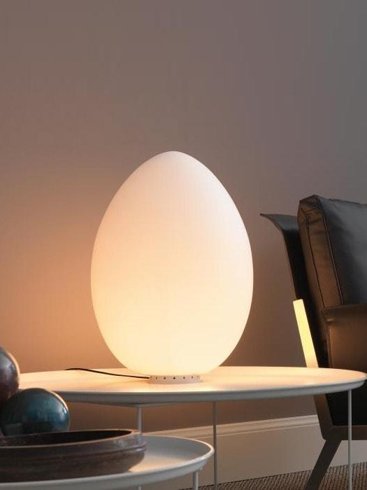 Gineico Lighting - 2021 - FontanaArte - Floor-Table-Uovo-5